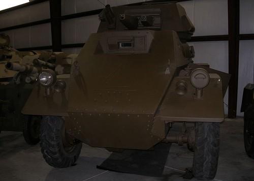 Fox Armoured Car
