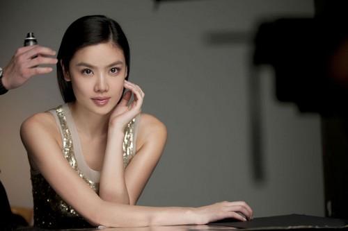 Gaile Lok Hottest Chinese Models