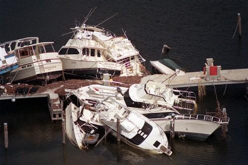 destructive hurricanes in US history Andrew