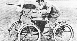 Armored Quadricycle