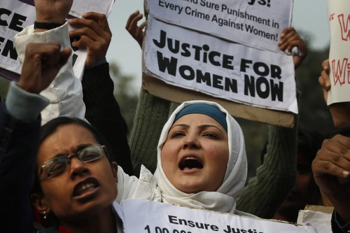 Rape Crime in india