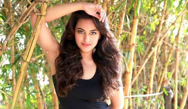 Sonakshi Sinha Beautiful Lady