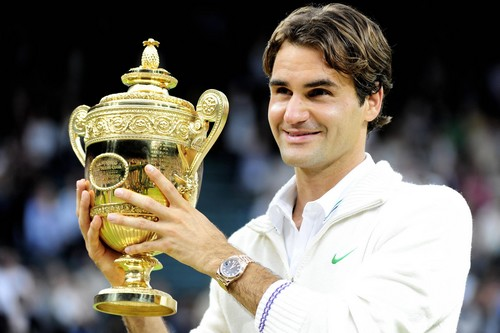 Roger Federer Richest Tennis Players