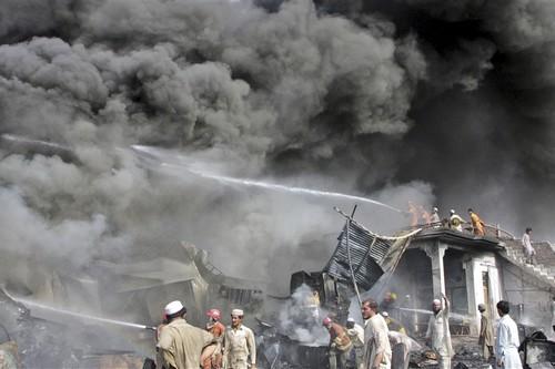 Pollution in Peshawar, Pakistan