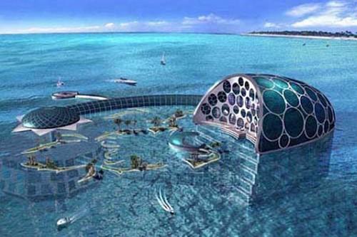 Hydropolis Dubai