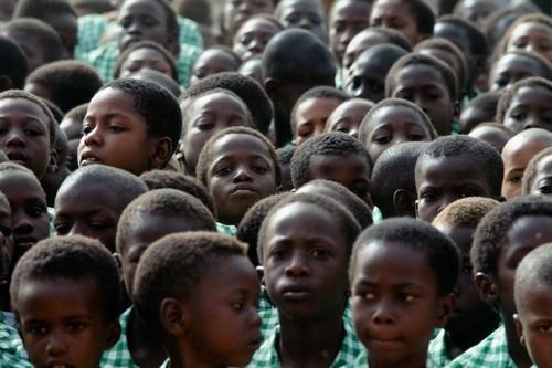 Gambia slavery