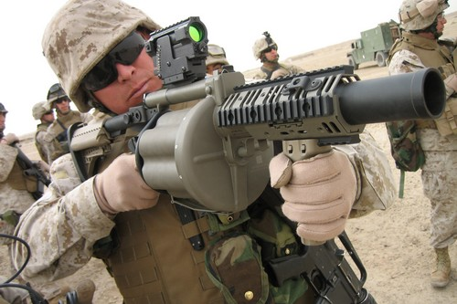 10 Outrageous Weapons