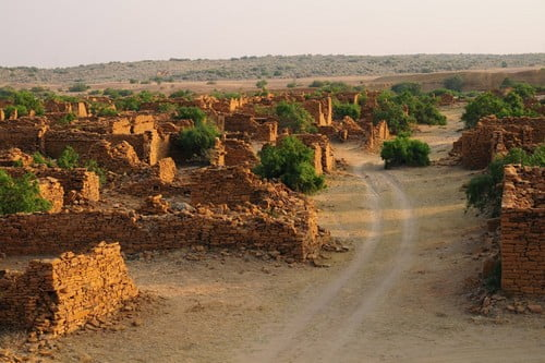 Cursed Village Of Kuldhara