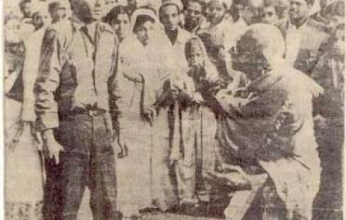 Gandhi's assassination