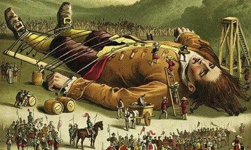 children stories Novel Gulliver's Travels