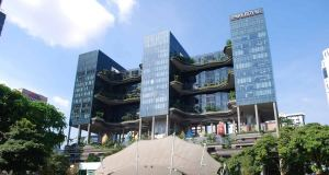 Highly Glamorous Buildings