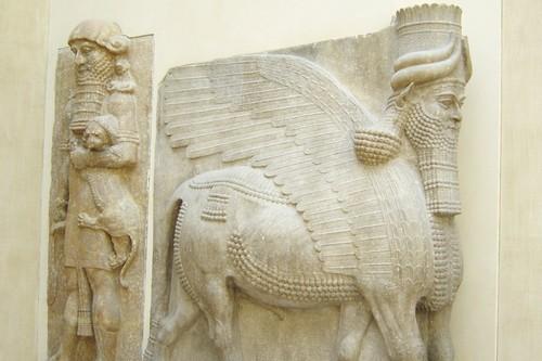 Hybridized Humanoids in Mythology