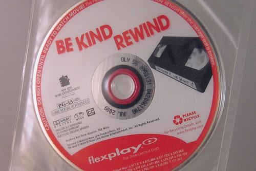 Self-Destructing DVDs