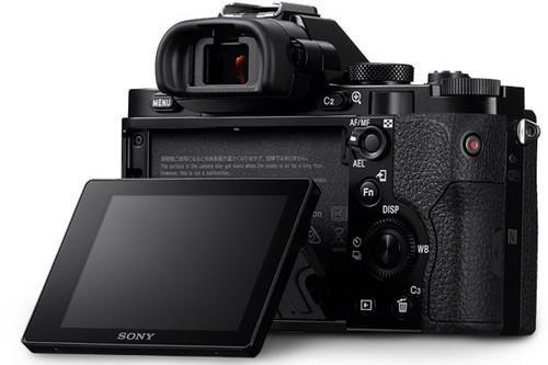Sony Flipscreen