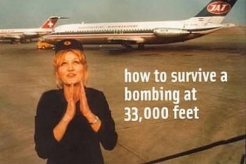 only survivor of a plane crash