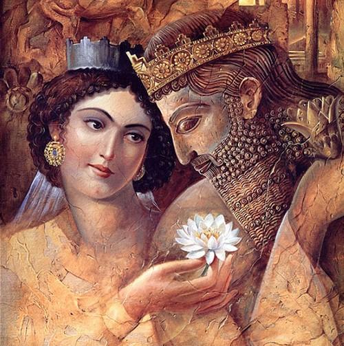 Atusa Shahbanu - Historical Persian Queens