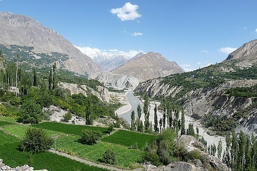 Hunza Magical Places in Asia