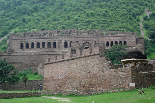 Bhangarh Fort haunted historical monuments