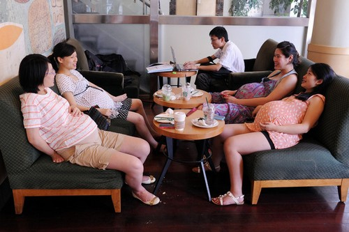 Chinese Pregnancy Restrictions