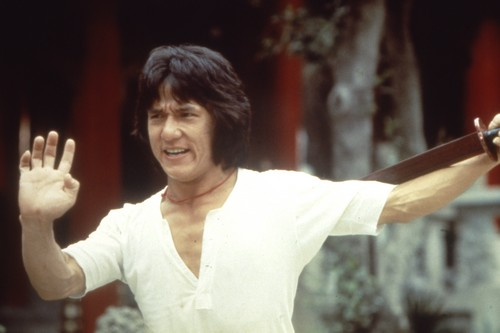 Jackie Chan in The Super Fighter