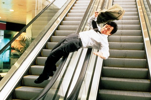 10 Most Spectacular Stunt Injuries of Jackie Chan