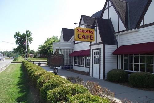 KFC West, North Corbin, Kentucky Fast Food Chains