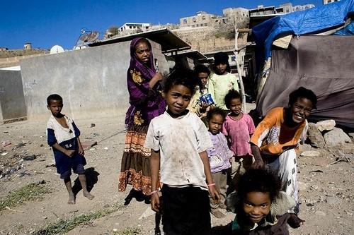 Horrid Slums of Mahwa Aser in Yemen