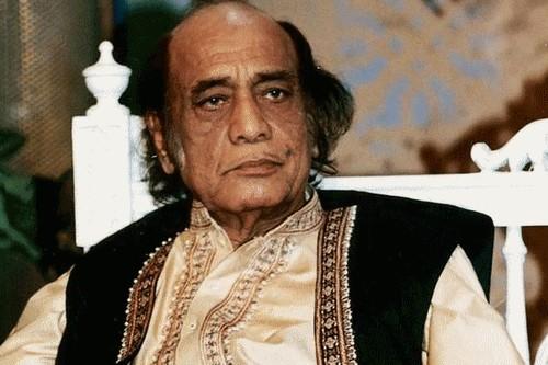 Legendary Pakistani Singers Mehdi Hassan Khan