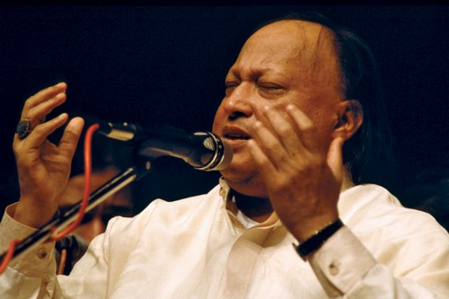 Legendary Pakistani Singers Nusrat Fateh Ali Khan