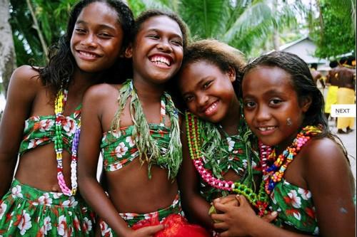 South Island Maori Tribe