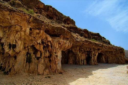 Sangeshkan Asian Caves, Iran