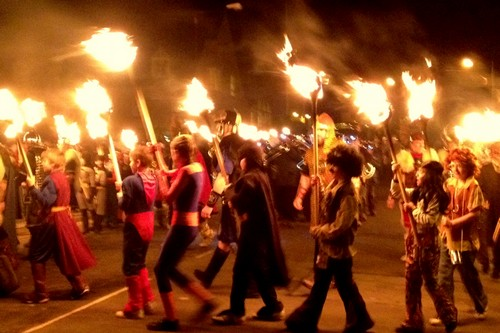 Up Helly Aa 10 Beautiful Festivals