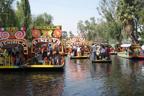 Xochimilco, 10 Creepy Places