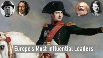 Europe's most influential political leaders