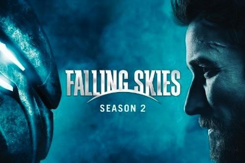 Fiction TV Series 'Falling Skies'