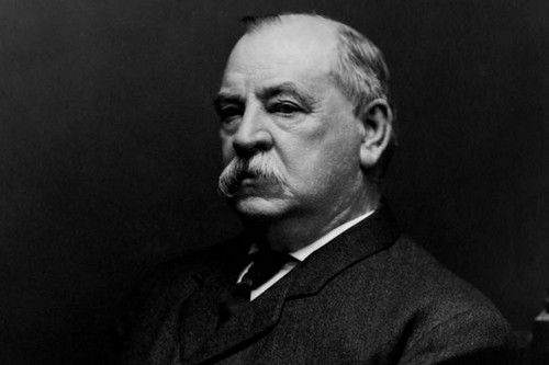 Influential Presidents Grover Cleveland