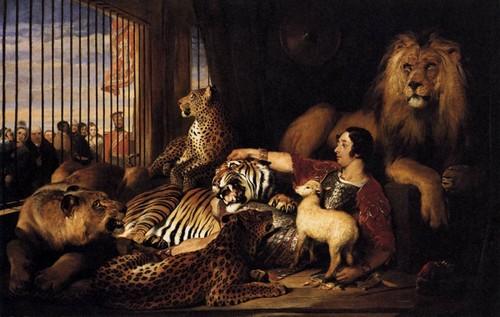 Massarti the Lion-Tamer