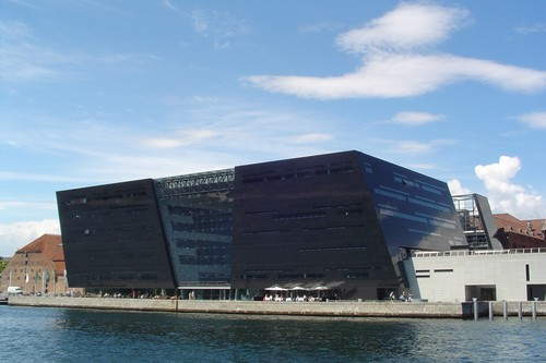 art Libraries buildings, Denmark