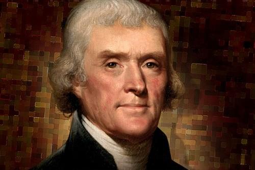 Thomas Jefferson Influential Presidents