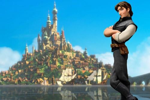 Disney Princes Flynn Rider