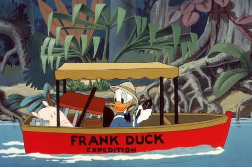 Jobs that Donald Duck Has Attempted