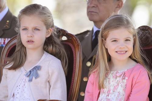 Leonor an Sofia, Princess Of Asturias