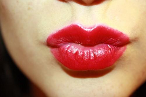 Pink Lip Kiss