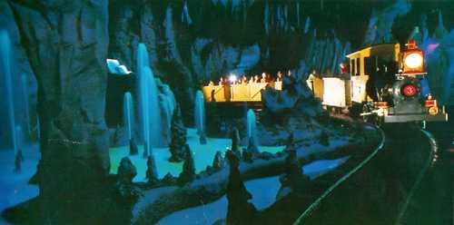 Rainbow Caverns Mine Train