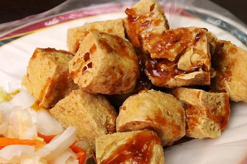 Chinese Food - chòu dòufu
