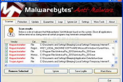 Conflicker Damaging Computer Virus