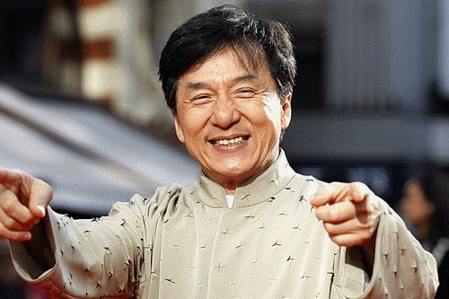 Richest Hollywood Actors Jackie Chan