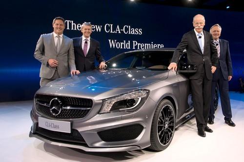 Daimler Board 2014 Mercedes Benz