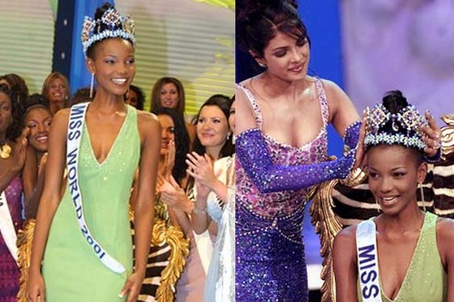 Miss World 2001 Crowning Moment