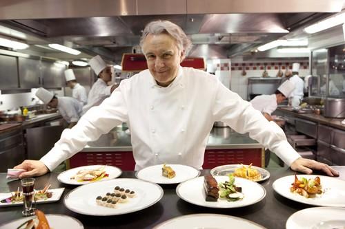 Best Celebrity Chefs Alain Ducasse